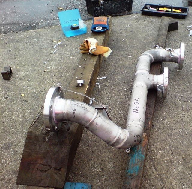 Plant and piping installation survey experts in North Wales