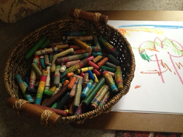 Drawing by children