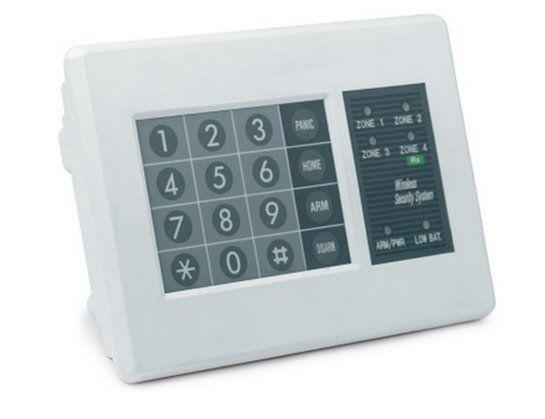 keypad alarm
