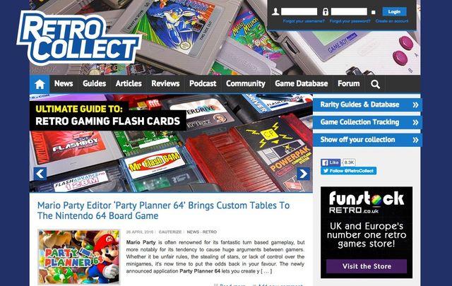 Retropluggers - Retro Gaming Resource