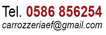 CARROZZERIA EF DI RUSSO MONICA - Logo