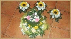 corone funerarie
