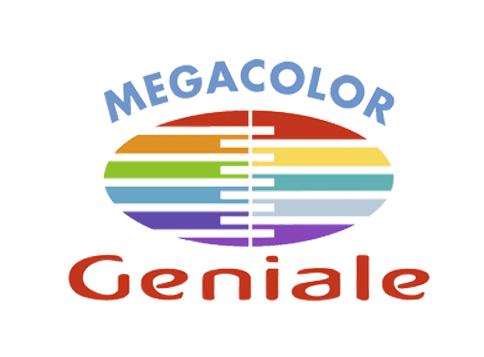 Megacolor Geniale logo