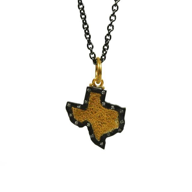 Texas Pendant