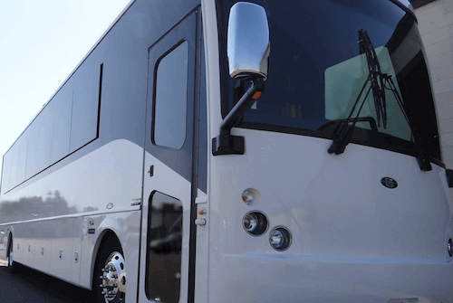 Charter Bus Rental Service Coach Bus With Bathroom - Do charter buses have bathrooms