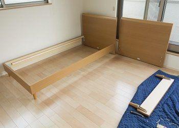 smontaggio e rimontaggio mobili