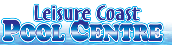 leisure coast pool service logo