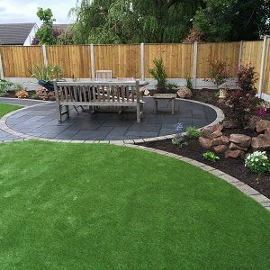 The Green Room landscaping and garden design in Warrington