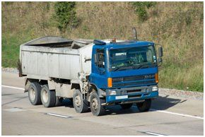 Tipper Lorry