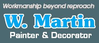 W. Martin logo