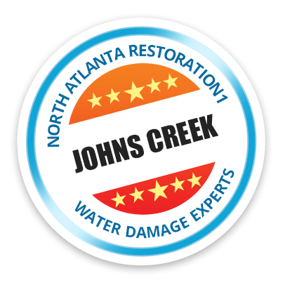 Johns Creek Ga Water Damage Restoration Service Fire