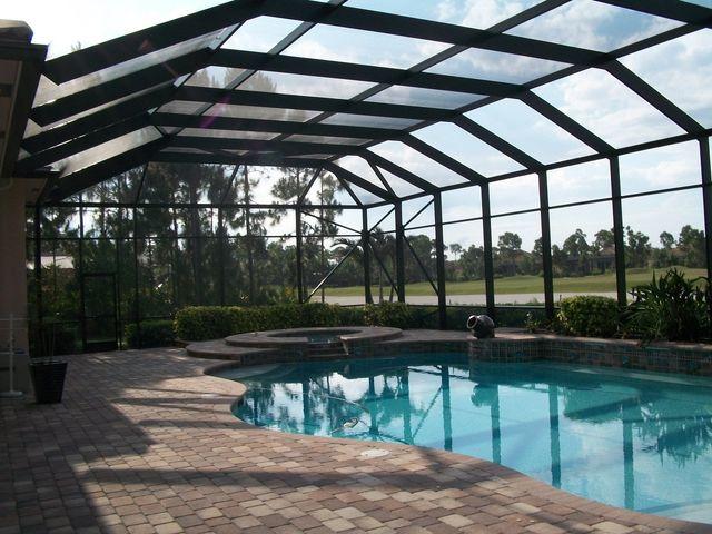 Pool Enclosures | Pinellas Park, Florida | J & M Aluminum, Inc