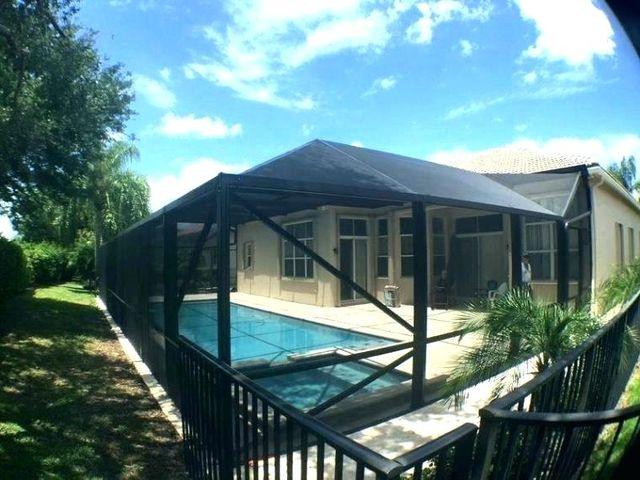 Screen Rooms | Pinellas Park, Florida | J & M Aluminum, Inc