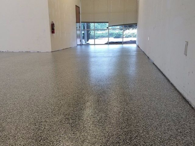 commercial floor coatings north carolina