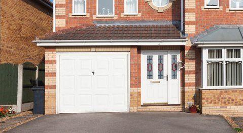 garage doors installed