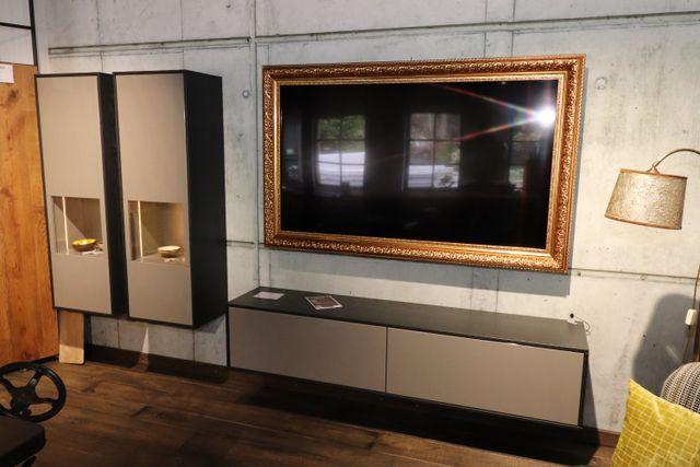 Abverkauf Ausstellungsmöbel Wohnwand