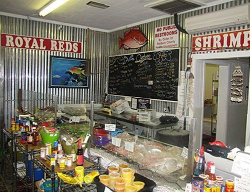 Quality fish and seafood available in Foley, AL