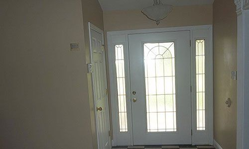 Quality painting for windows and doors