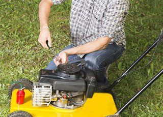 lawnmower repair