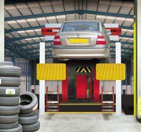 Car servicing - London, Greater London - Central Garage (Streatham) Ltd - Car