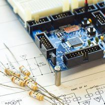 Rapid electronic prototyping
