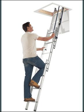 A Premier Loft Ladder Company North West Attics
