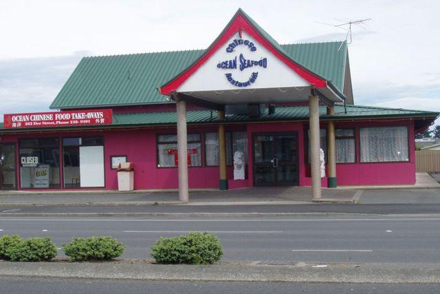 Chinese banquet restaurant in Invercargill