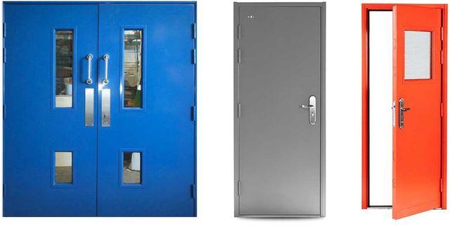 Security doors, Fire doors, locksmith services: Locktec