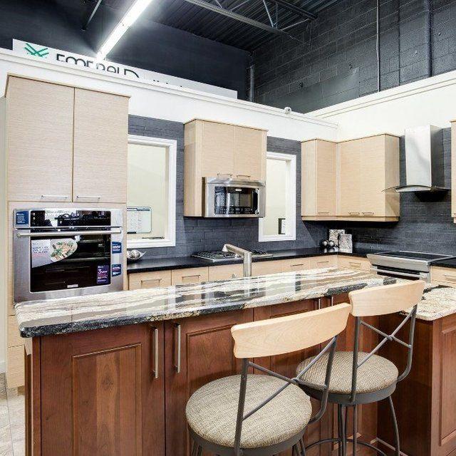 Emerald Kitchens And Design Burlington Showroom