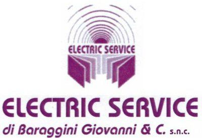 Electric Service di Baraggini Giovanni & C. s.n.c logo