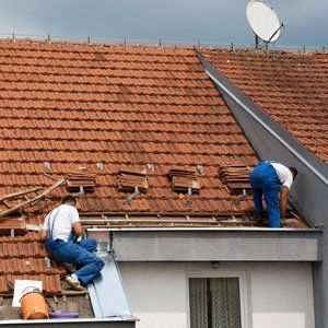tiled roofing for homes
