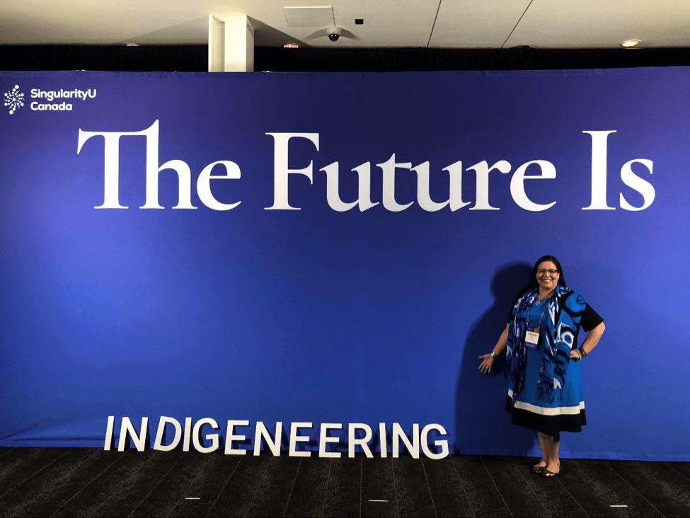 Indigeneering Student Spotlight - Jasmine McDermott