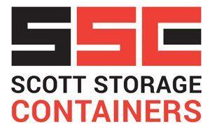 SSC Scott Storage Containers Logo