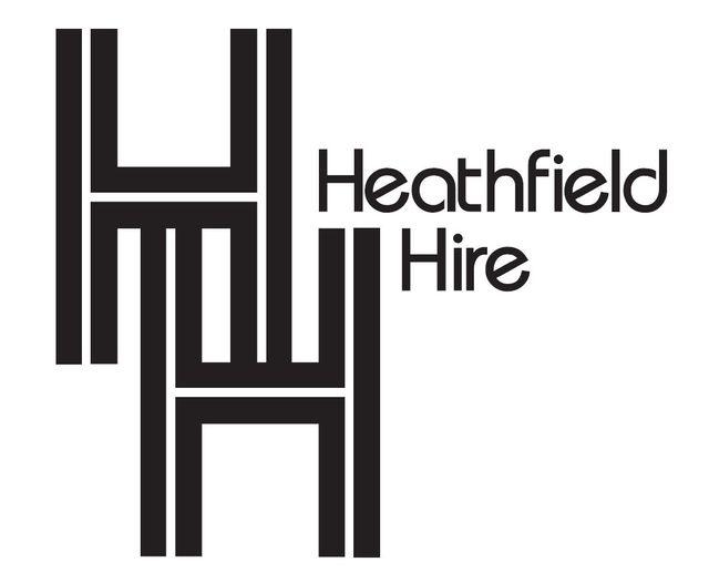 Heathfield Hire company logo