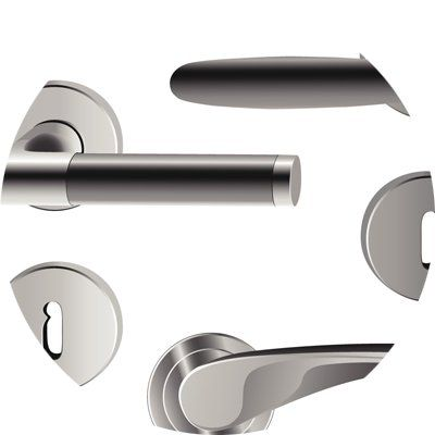 some modern chrome door handles  sc 1 st  Frankston Door u0026 Window Centre & Furniture | Melbourne | Frankston Door u0026 Window Centre pezcame.com