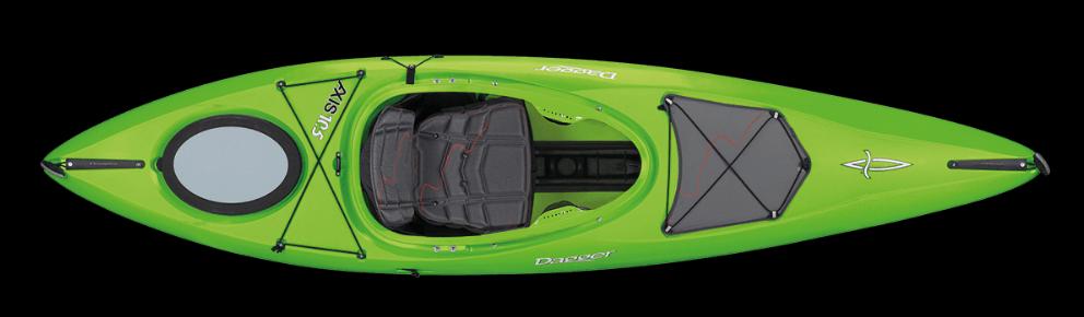 Dagger Kayak Katana Club