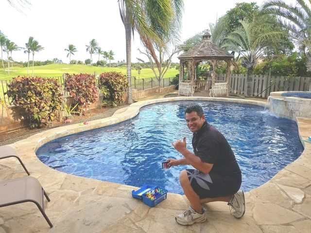 Pool service Reyes Ae Loa Pool Service Repair Pool Service Honolulu Hi