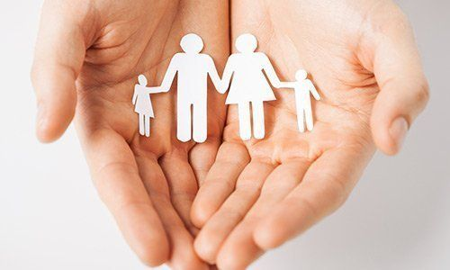 Don't try to handle a family law case alone