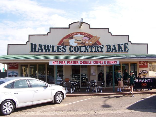Rawles Country Bakery Tumby Bay