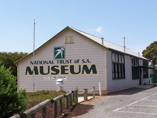 National Trust Museum tumby Bay