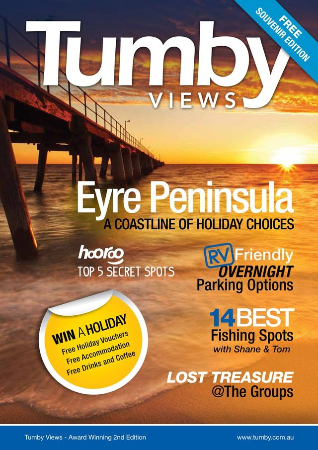 Tumby bay views magazine