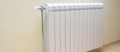 central heating device