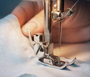 Garment repairs