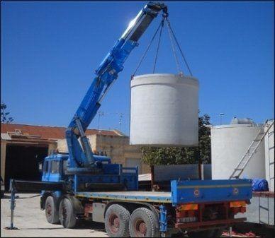 trasporto cisterne