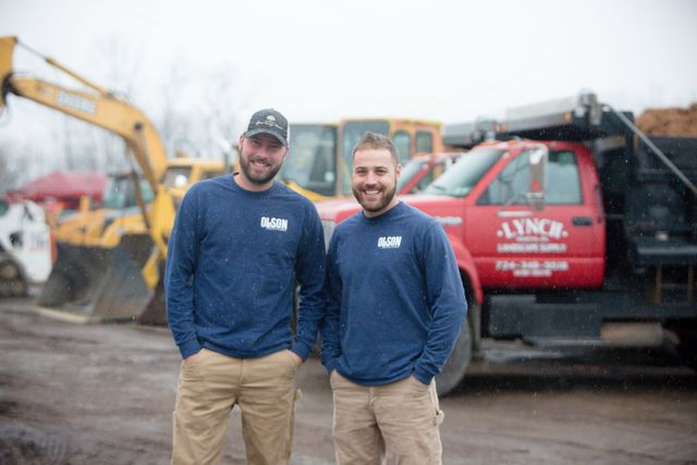 About Us - About Lynch Landscaping Supply South Hills Pittsburgh