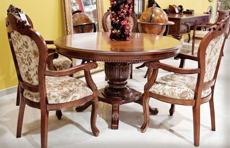 Dining table restorations