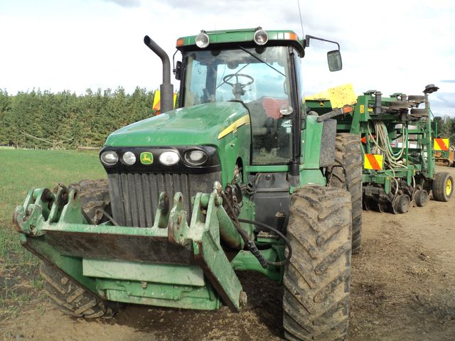 Agricultural solutions tool in Hamilton