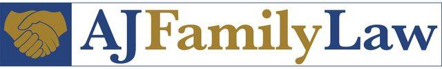 aj family law logo
