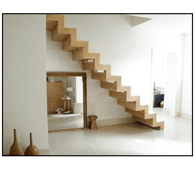 scala, legno, falegname
