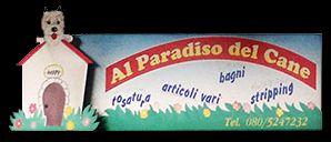 AL PARADISO DEL CANE - LOGO